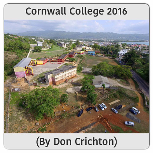 Cornwall College Grounds 2016